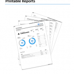 Infoyte Printable Reports