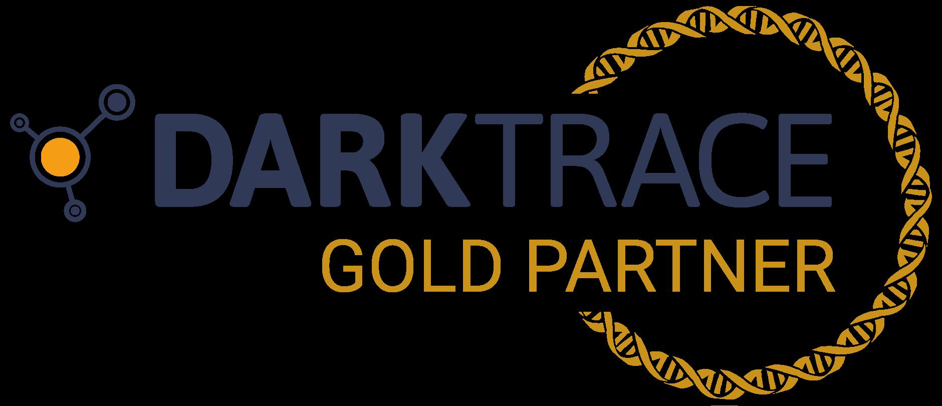 Darktrace Gold Partner